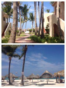 Tiny Travel Chick Punta Cana Path to the Beach