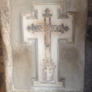 TIny Travel Chick Punta Cana Santo Domingo Cathedral Cross