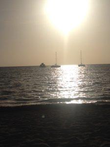 TIny Travel Chick Punta Cana Sunrise