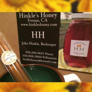 tiny travel chick hinkle's honey