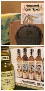 tiny travel chick garlic olive oil
