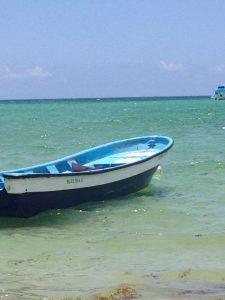 tiny travel chick punta cana boat