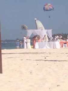 tiny travel chick punta cana wedding destination