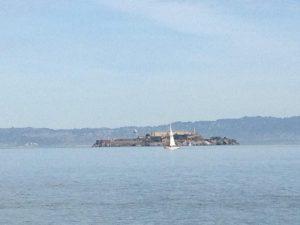 tiny travel chick alcatraz san francisco