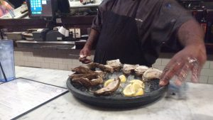 tiny travel chick royal house oysters fresh