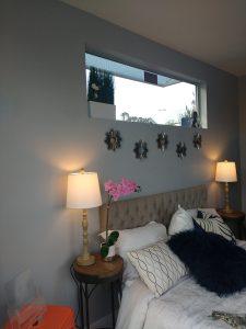 Tiny Travel Chick Tayner master bedroom