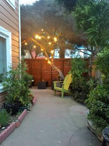 tiny travel chick's carnaval airbnb san francisco patio