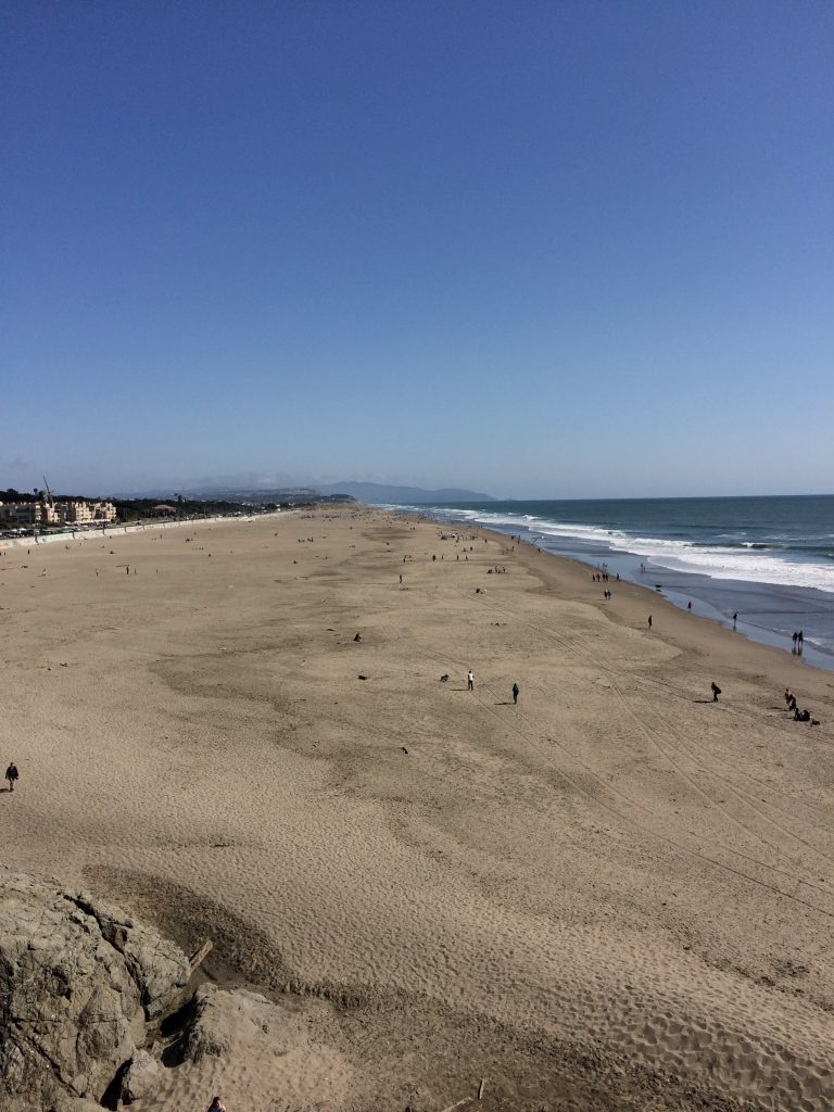 tiny travel chick things to do in california ocean beach san francisco