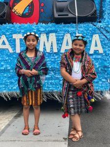 tiny travel chick's carnaval airbnb 2017 girls guatemala