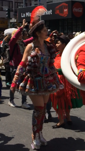 tiny travel chick's carnaval airbnb 2017 bolivia