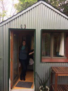 tiny travel chick san rafael tiny house arrived