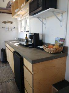 tiny travel chick best travel experience tiny house kitchen
