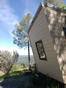 tiny travel chick best travel experience tiny house side view