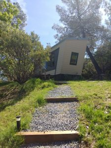 tiny travel chick best travel experience hilltop tiny house