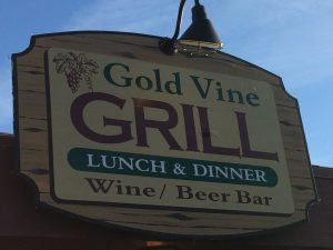 tiny travel chick best travel experience gold vine grill