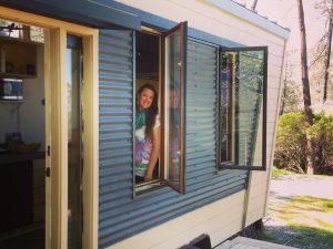 tiny travel chick best travel experience tiny house somerset