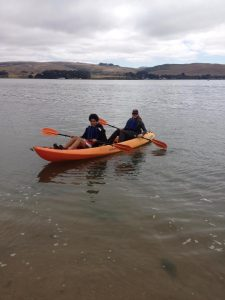tiny travel chick most memorable travel experience kayaking tomales bay