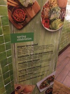 tiny travel chick most memorable travel experience veggie grill menu