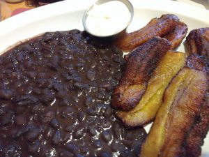 tiny travel chick travel experience sunrise restaurant plantains