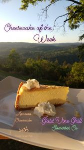 tiny travel chick best travel experience gold vine grill cheesecake of the week