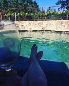 tiny travel chick best travel experience saluti cellars pool view