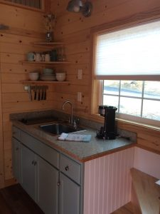 tiny travel chick amazing travel tiny house kitchen
