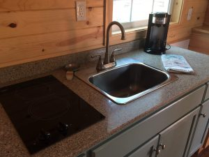 tiny travel chick amazing travel tiny house sink kitchen