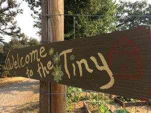 tiny travel chick amazing travel tiny house welcome sign