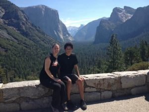 tiny travel chick amazing travel yosemite tunnel view