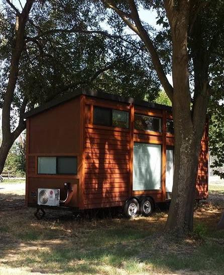 tiny travel chick fun travel delta bay tiny house resort isleton ca campground