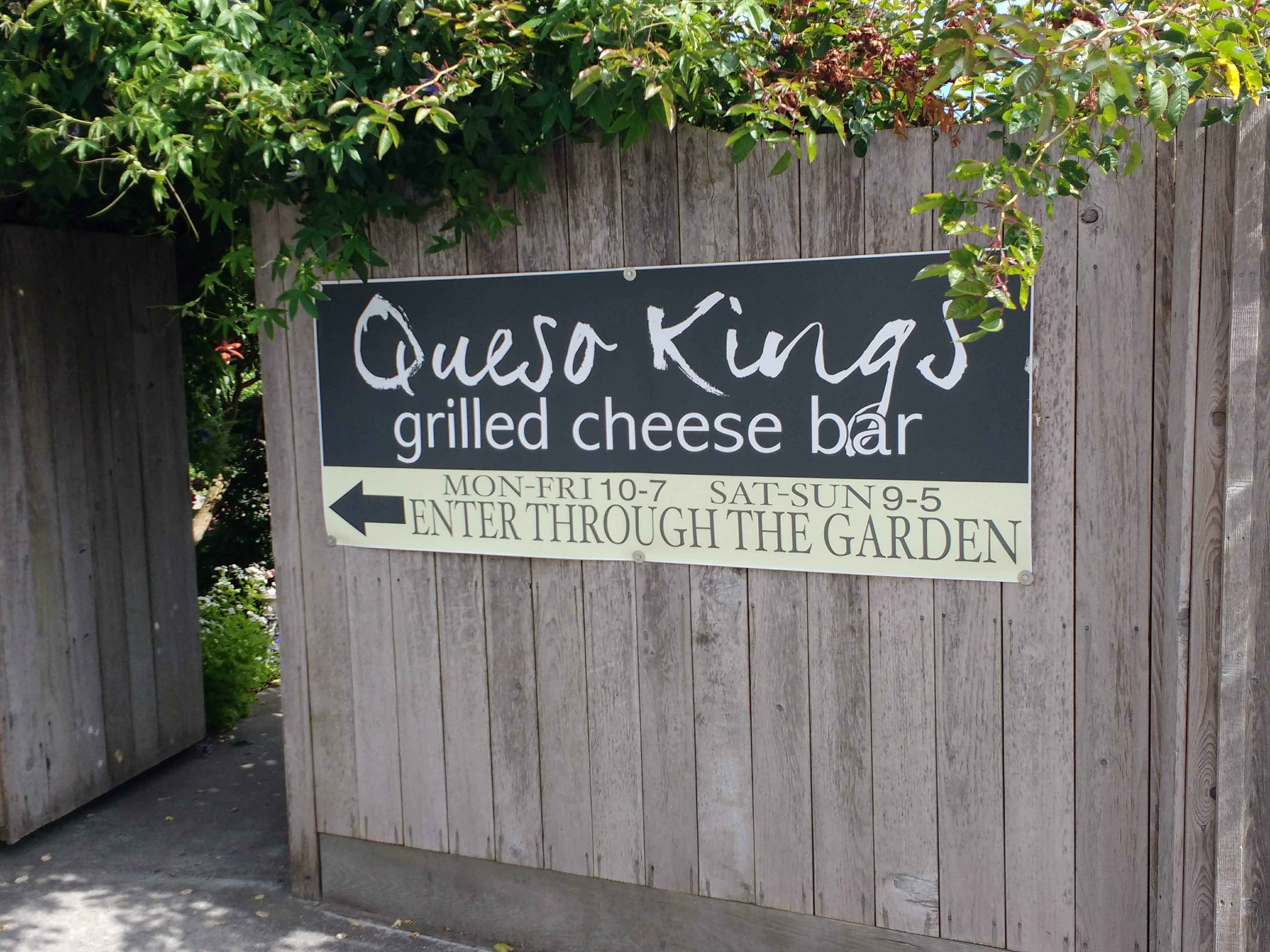 tiny travel chick incredible travel queso kings grilled cheese bar