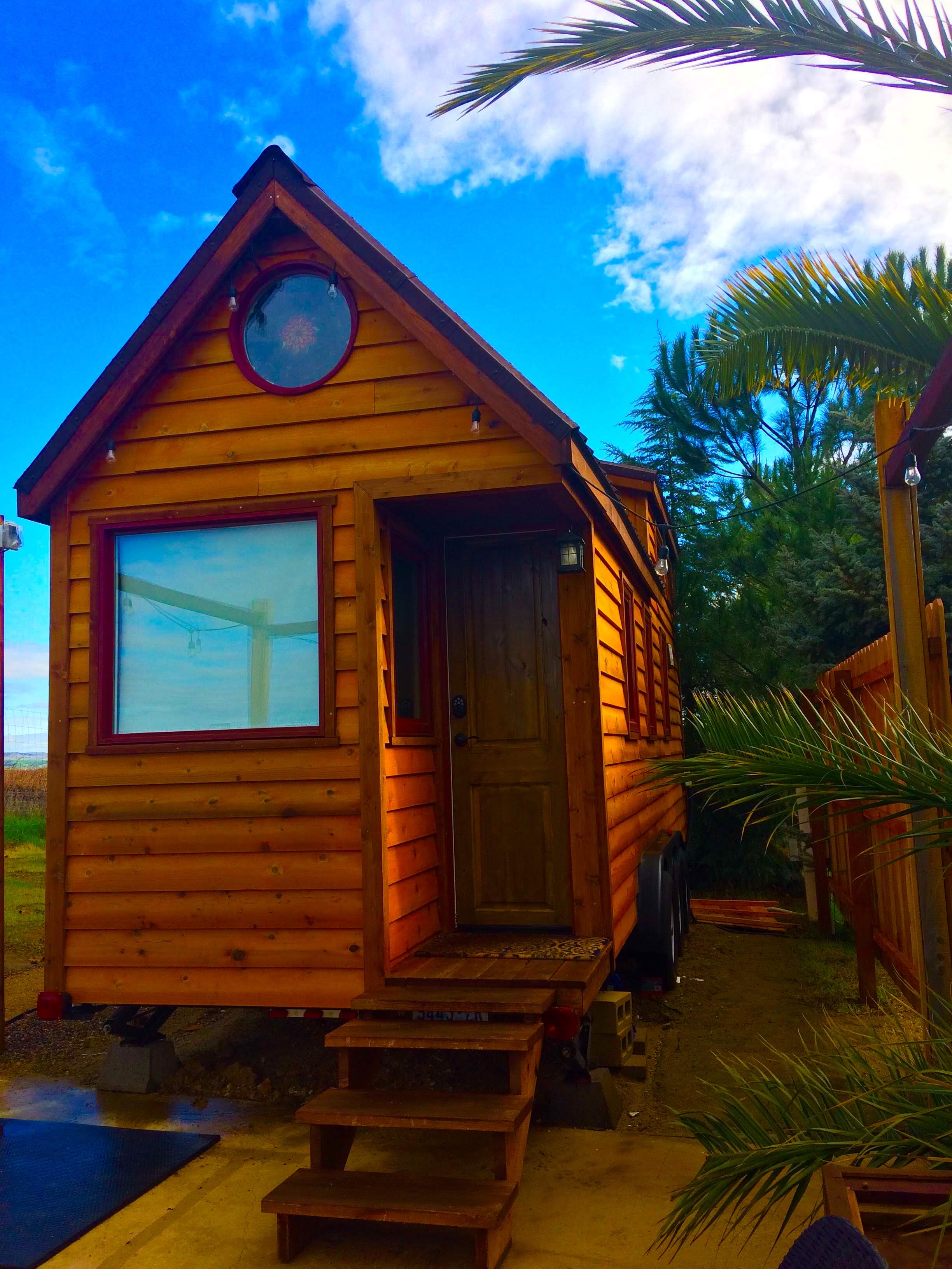 tiny travel chick beautiful places in california to visit madison tiny house porch
