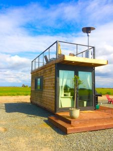 tiny travel chick shipping container home builders cargohome
