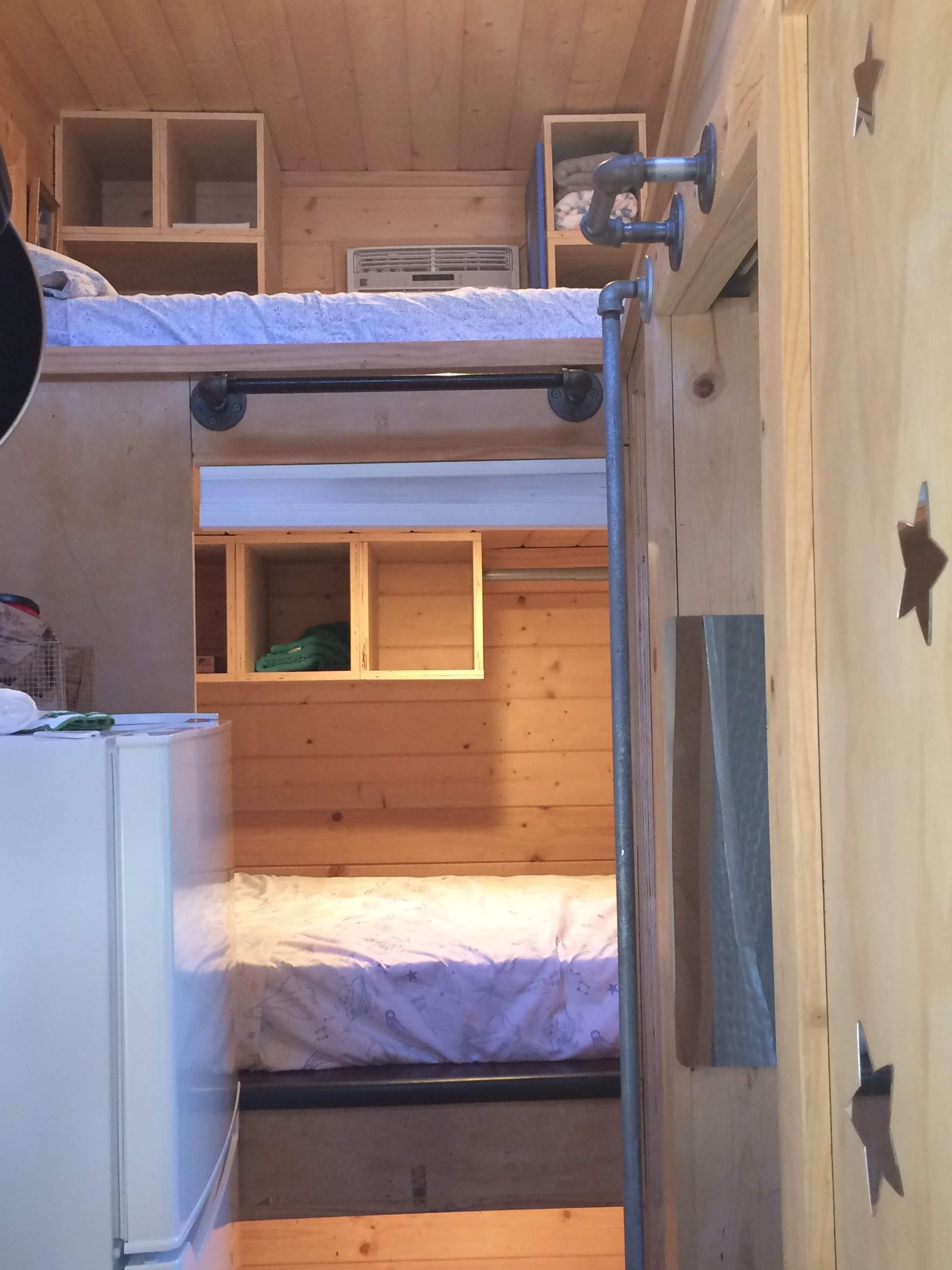 tiny travel chick tiny house block stargazer lofts