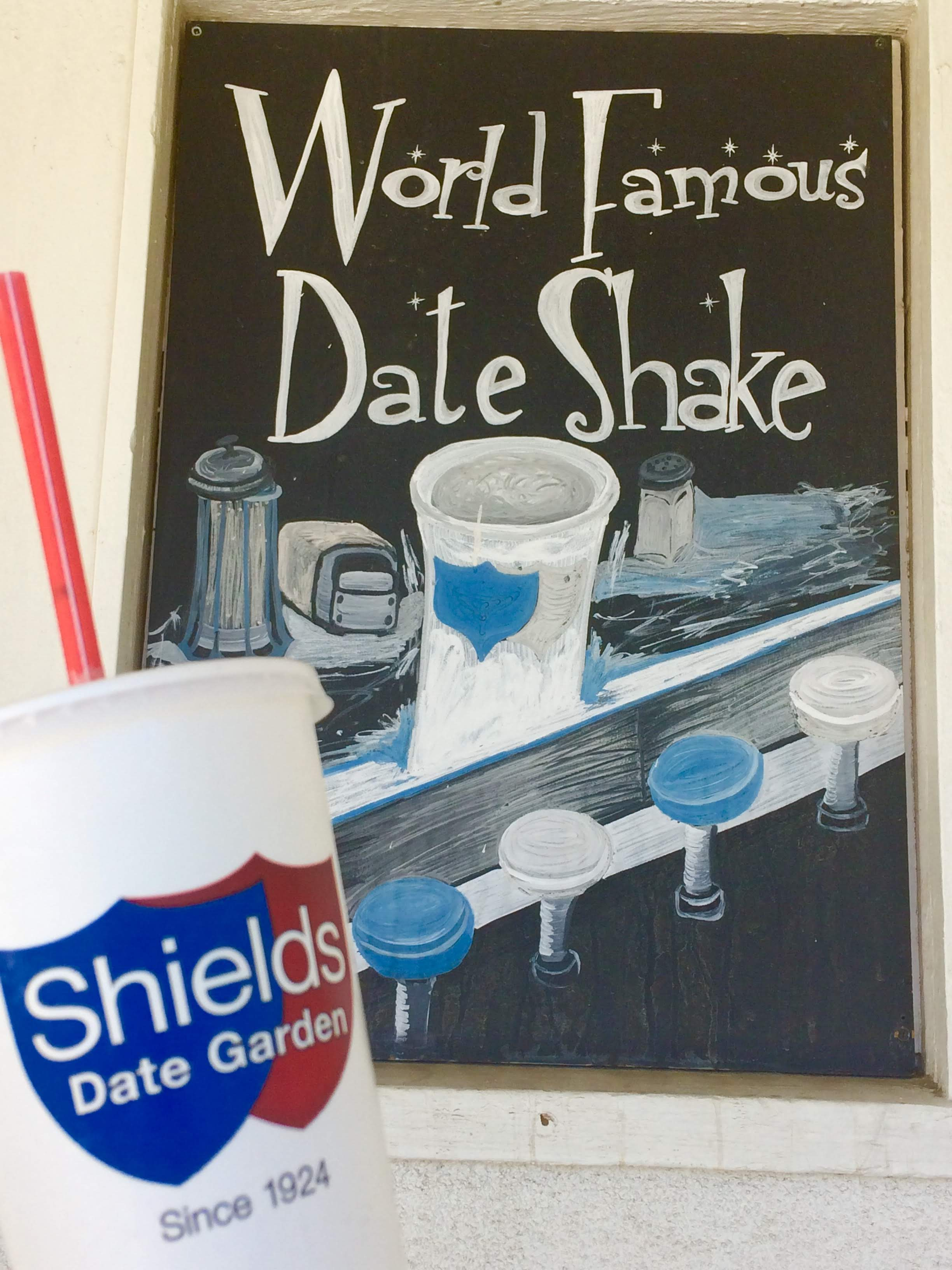 tiny travel chick unique things to do in southern california shields date shake