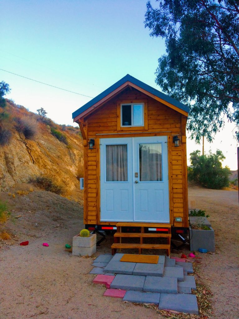 tiny travel chick top ten destinations in california paper moon outpost tiny houe