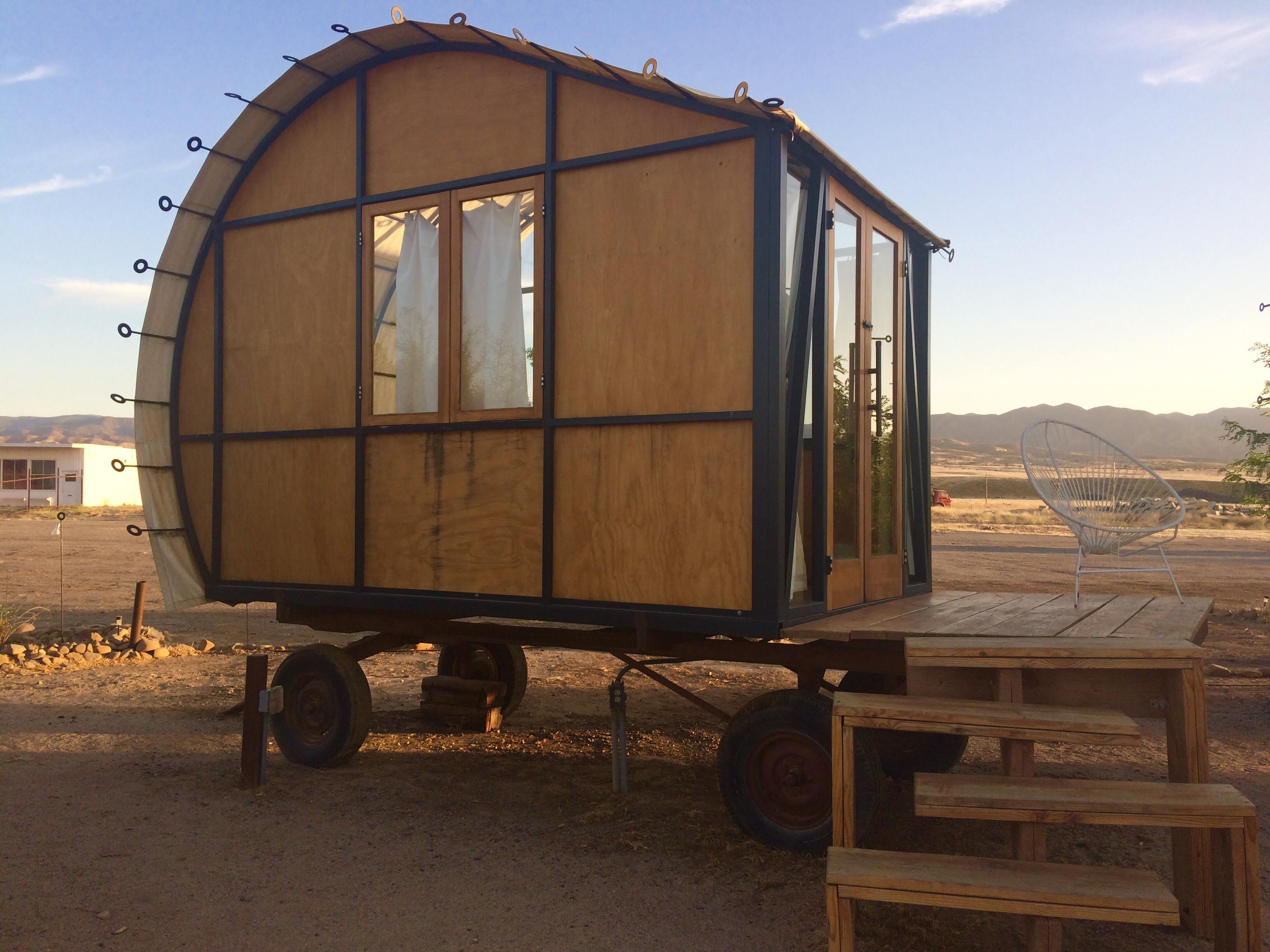 tiny travel chick unique things to do in southern california blue sky center snail hut