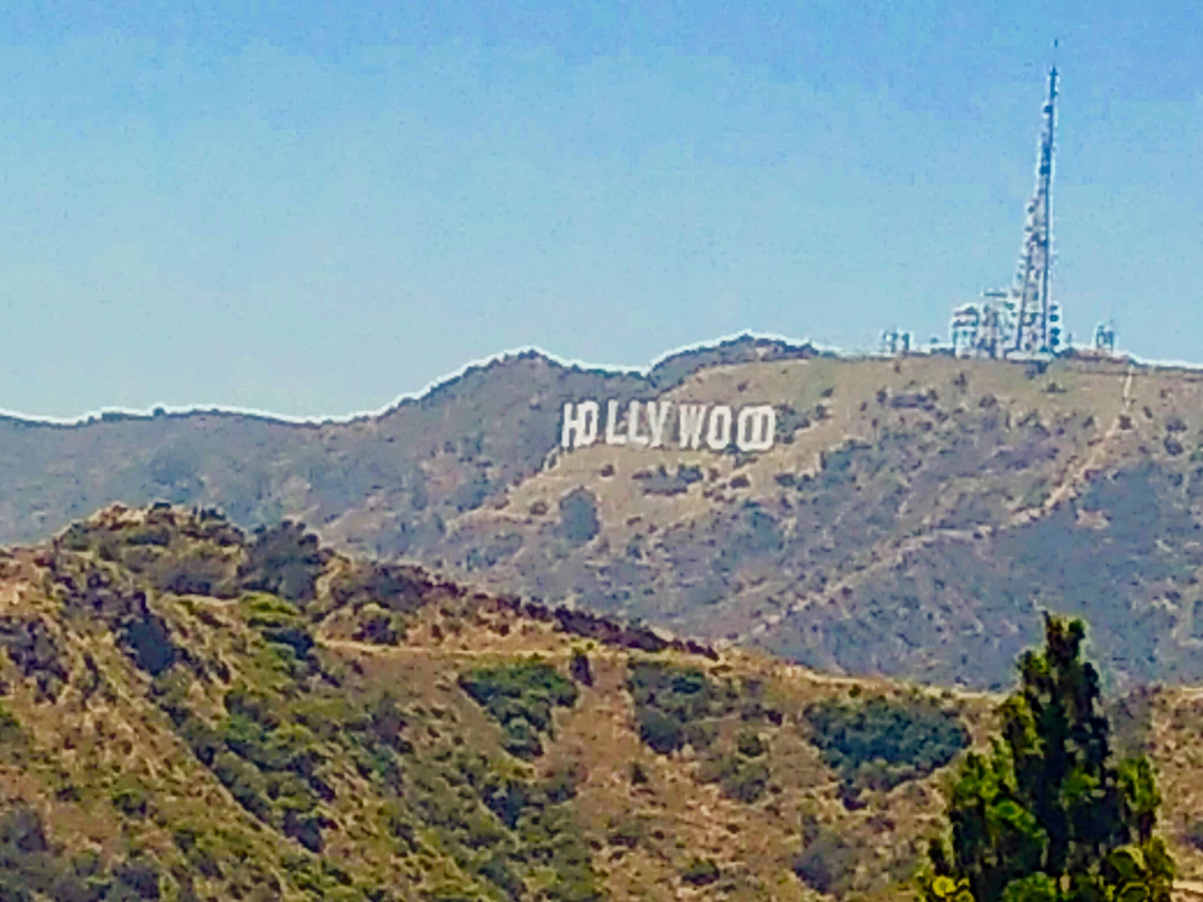 tiny travel chick unique things to do in southern california hollywood sign