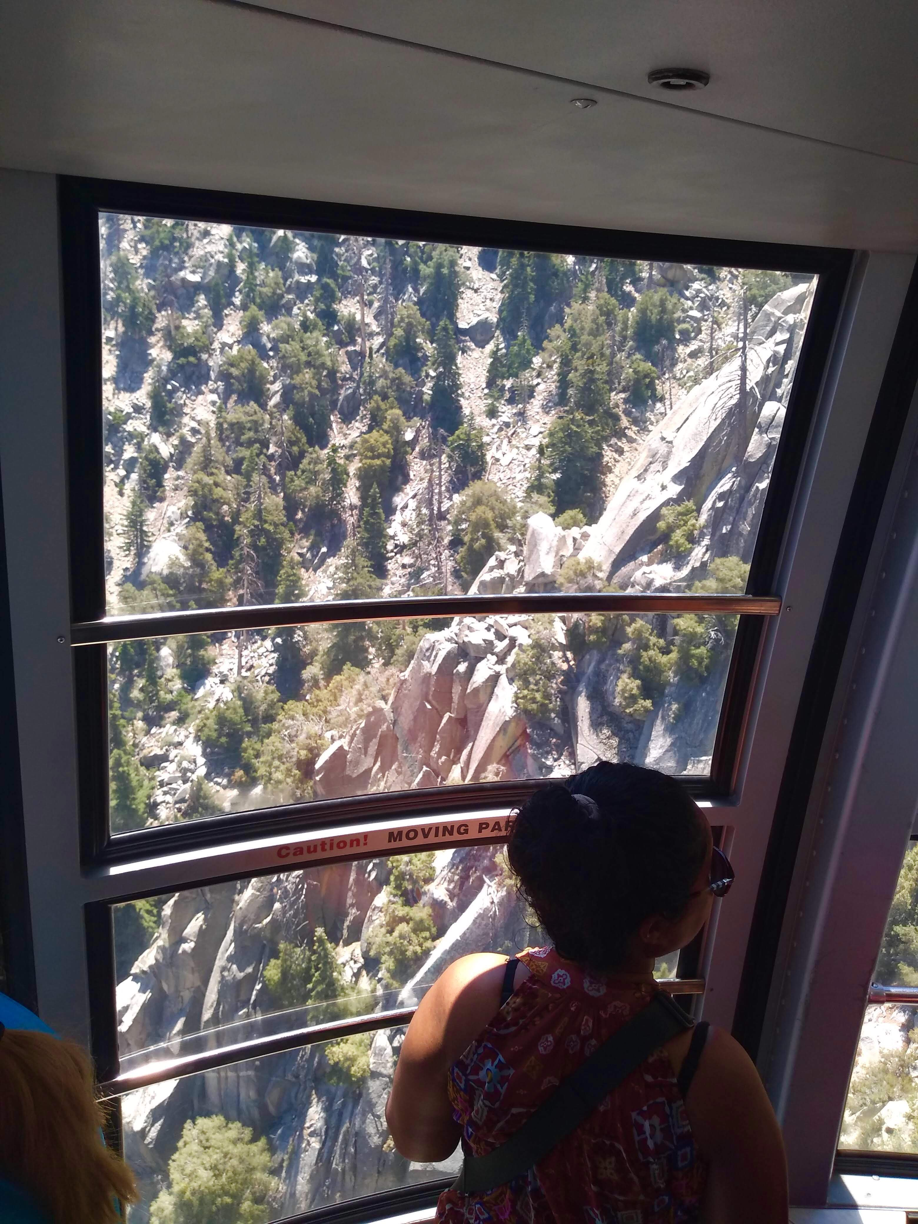 tiny travel chick unique things to do in southern california palm springs tram 360 views