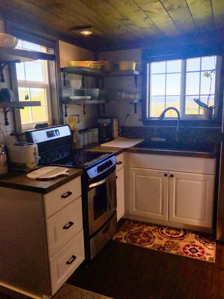 tiny travel chick top ten destinations in california tiny house kitchen