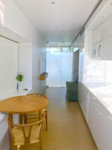 tiny travel chick container home builders tiny house living room