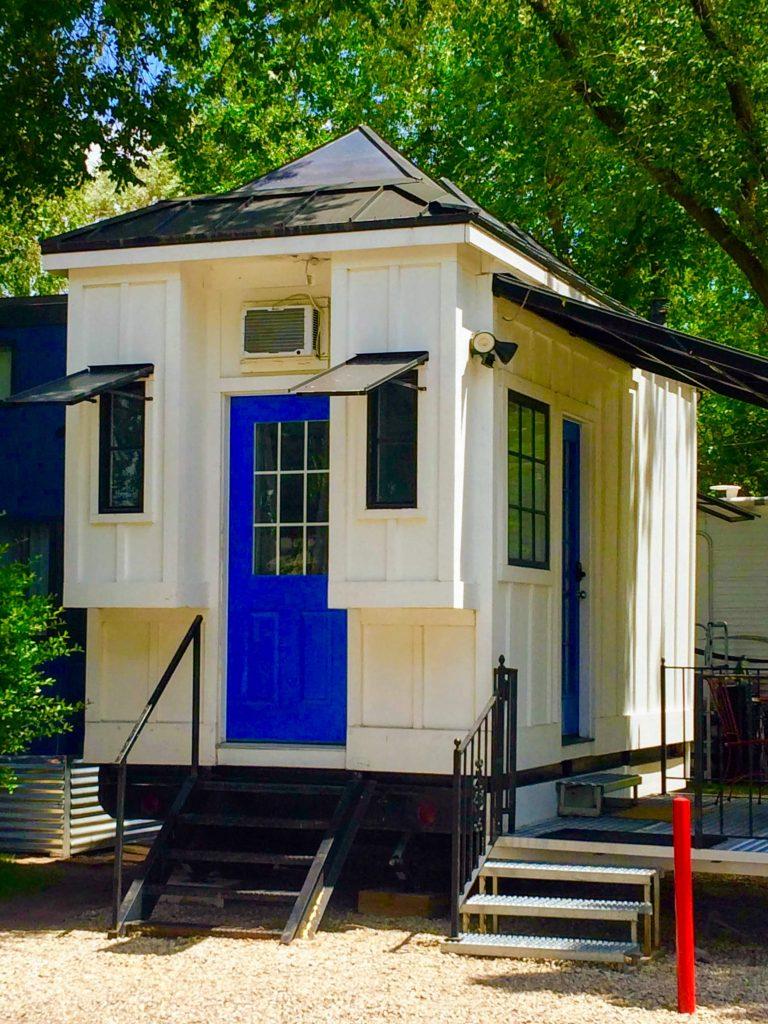 tiny travel chick tiny house salt lake city draper airbnb