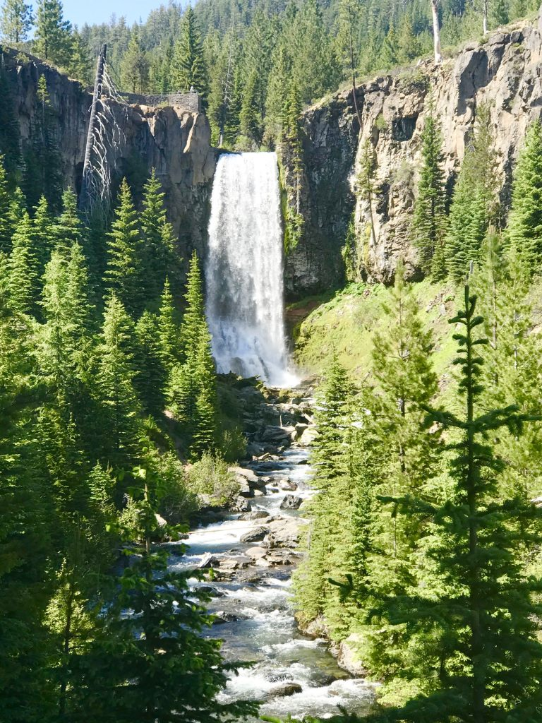 tiny travel chick tiny house airbnb tumalo falls oregon