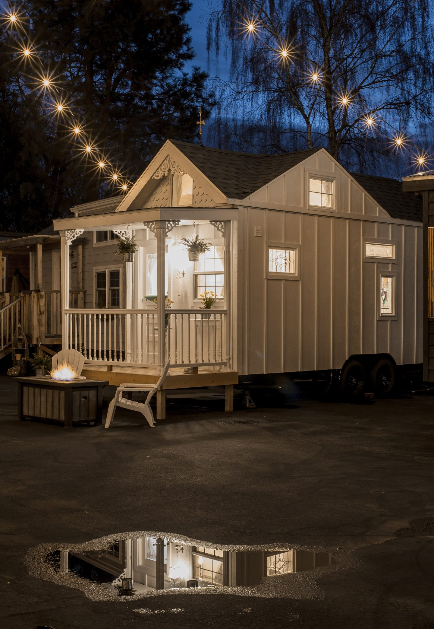 Tiny Buildings on Wheels  you will Swoon Over!