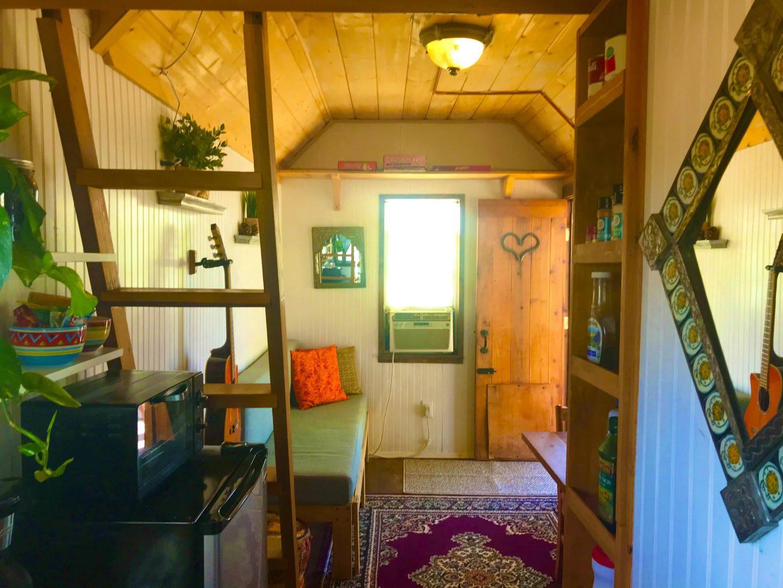 tiny travel chick tiny home airbnb custom built