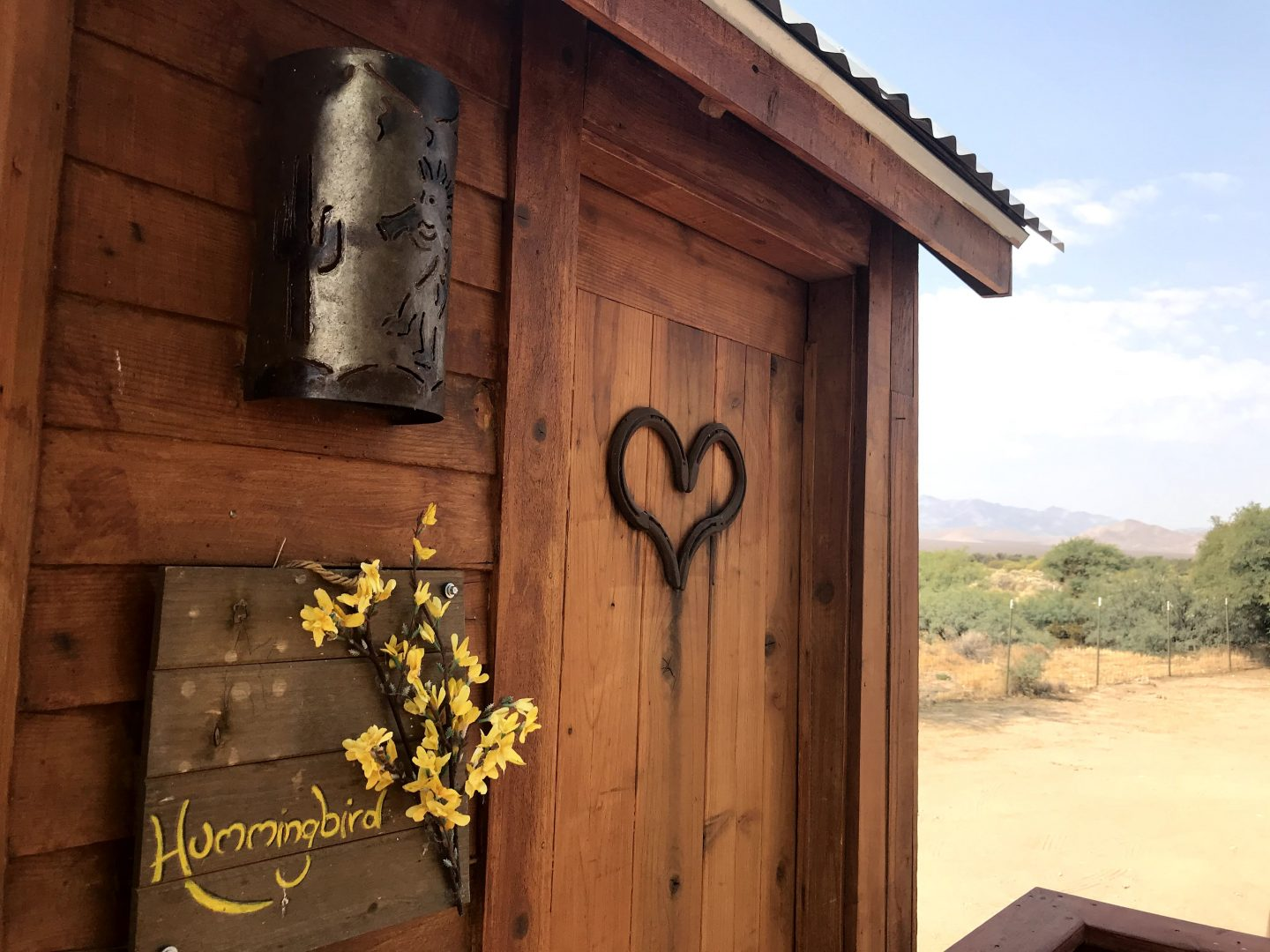 tiny travel chick tiny house getaways sandy valley ranch