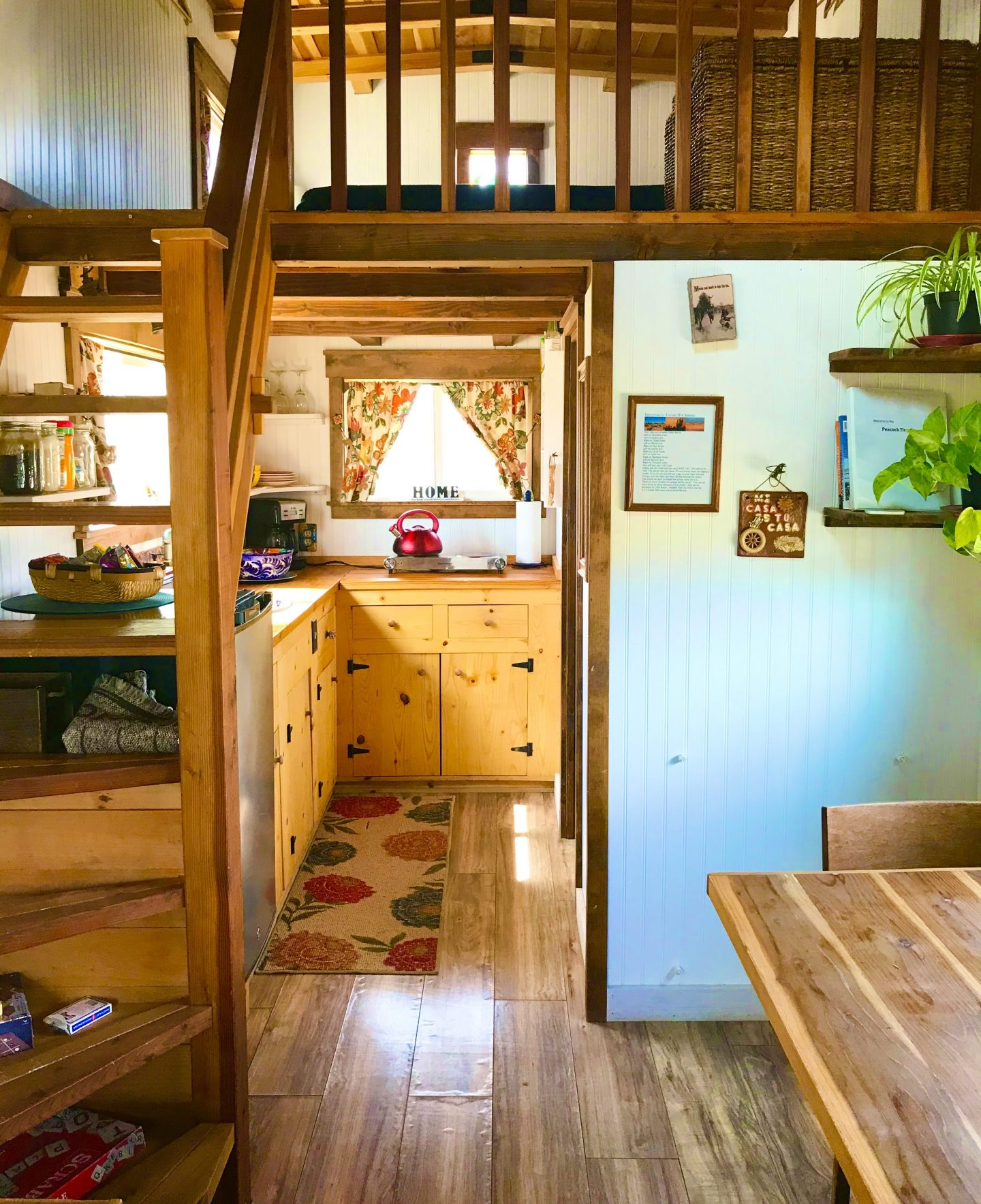 tiny travel chick tiny house for rent airbnb custom built