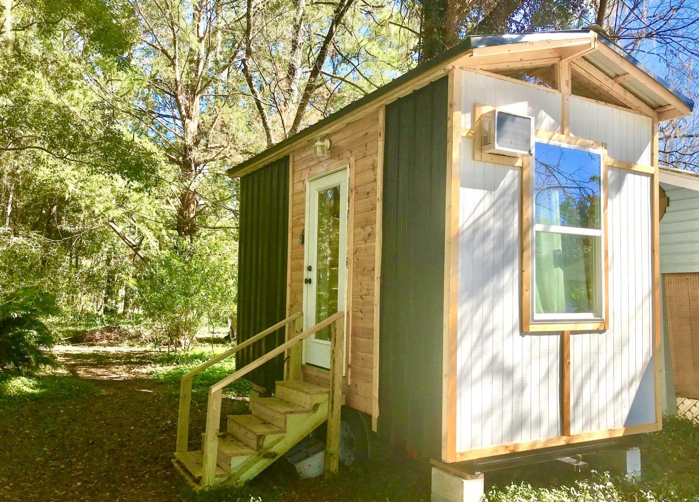 tiny travel chick tiny house company florida chandra tiny house
