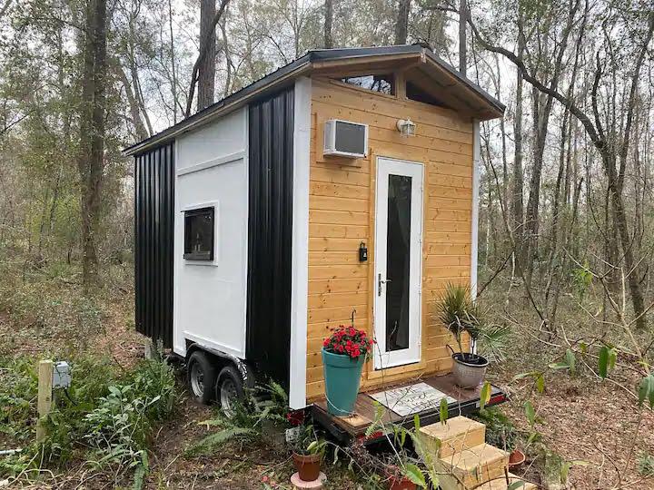 tiny travel chick tiny house company florida chai tiny house