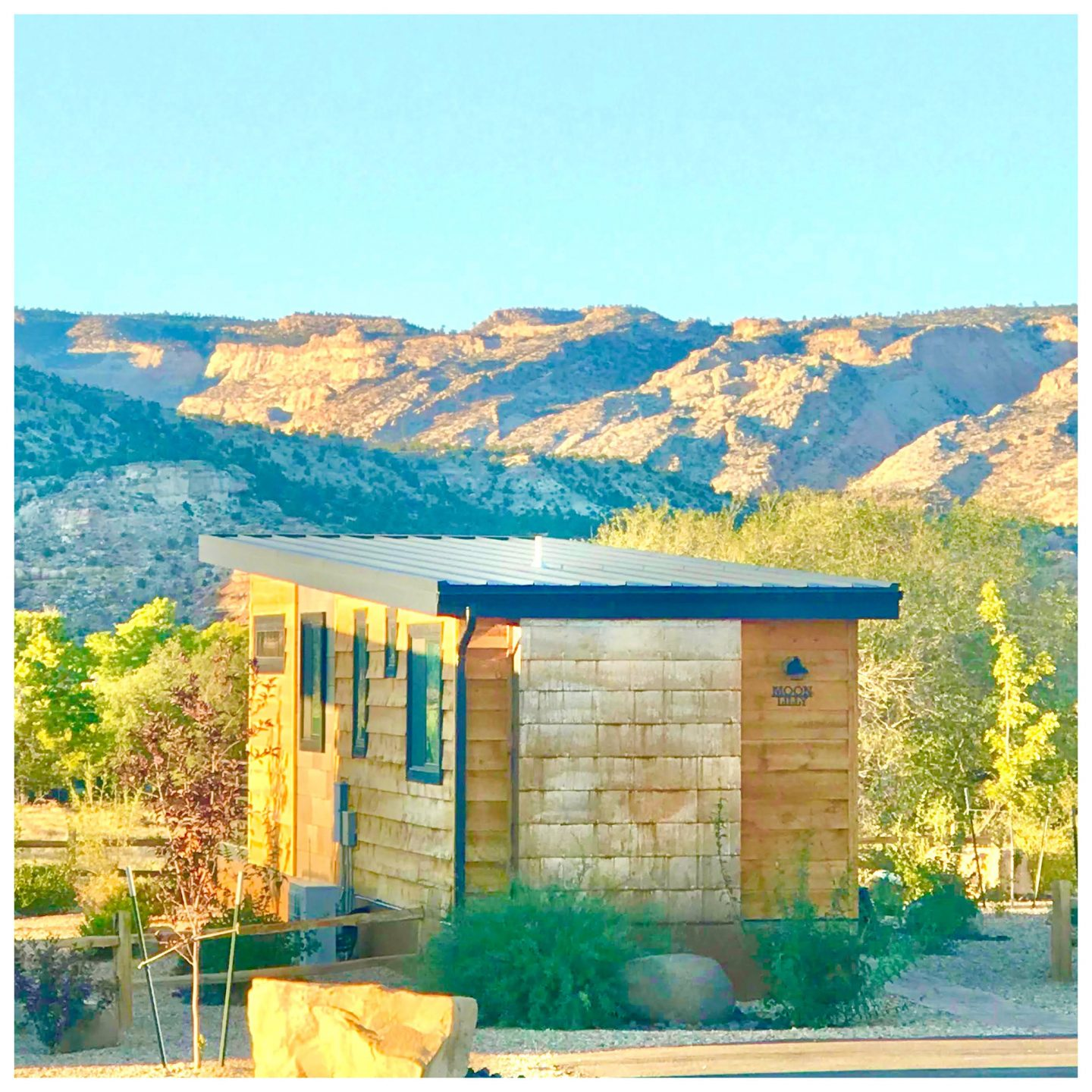 tiny travel chick best glamping escalante escapes